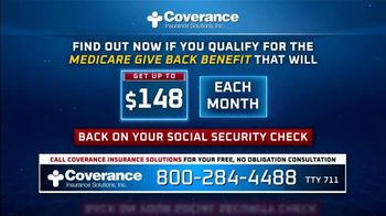 Coverance Insurance Solutions, Inc. TV Spot, 'Additional 2021 Medicare Benefits' - Thumbnail 9