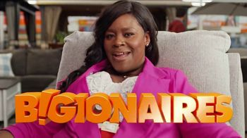 Big Lots TV Spot, 'Bigionaires' Featuring Marietta Sirleaf - Thumbnail 3