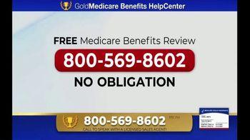GoldMedicare Benefits Help Center TV Spot, '2021 Approved Benefits' - Thumbnail 9