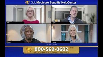 GoldMedicare Benefits Help Center TV Spot, '2021 Approved Benefits' - Thumbnail 2