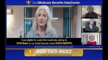 GoldMedicare Benefits Help Center TV Spot, '2021 Approved Benefits' - Thumbnail 3