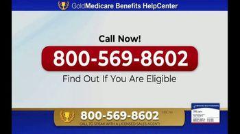 GoldMedicare Benefits Help Center TV Spot, '2021 Approved Benefits' - Thumbnail 4