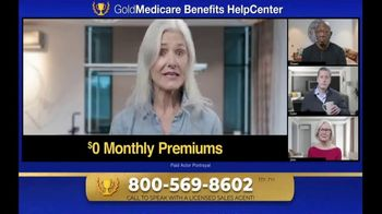 GoldMedicare Benefits Help Center TV Spot, '2021 Approved Benefits' - Thumbnail 6