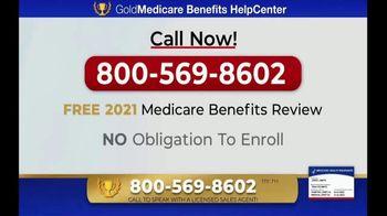 GoldMedicare Benefits Help Center TV Spot, '2021 Approved Benefits' - Thumbnail 7