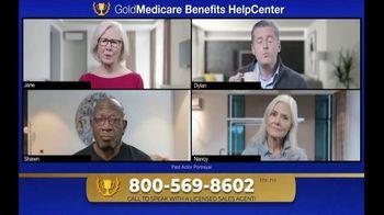 GoldMedicare Benefits Help Center TV Spot, '2021 Approved Benefits' - Thumbnail 8