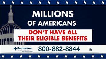 Coverance Insurance Solutions, Inc. TV Spot, 'Retiring Soon?: Additional Medicare Benefits' - Thumbnail 5