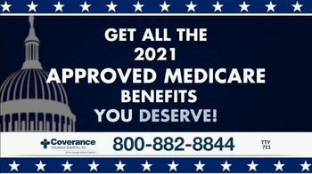 Coverance Insurance Solutions, Inc. TV Spot, 'Retiring Soon?: Additional Medicare Benefits'