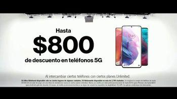 Verizon TV Spot, 'El mejor momento: hasta $800 dólares' [Spanish] - Thumbnail 5