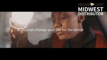 Kahuna Massage Chair TV Spot, 'Change Your Life'
