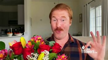 1-800-FLOWERS.COM TV Spot, 'The Perfect Romantic Gift' - Thumbnail 10