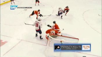 SAP TV Spot, 'Match-Up Insights: Capitals vs. Flyers' - Thumbnail 7