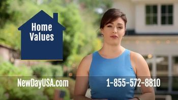 NewDay USA 100 VA Cash Out Loan TV Spot, \'Congratulations\'