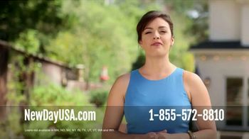 NewDay USA 100 VA Cash Out Loan TV Spot, 'Congratulations' - Thumbnail 1