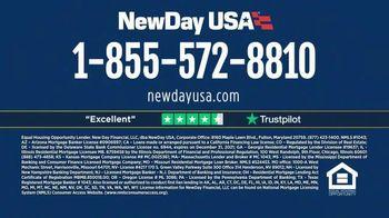 NewDay USA 100 VA Cash Out Loan TV Spot, 'Congratulations' - Thumbnail 10