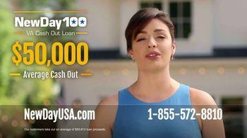 NewDay USA 100 VA Cash Out Loan TV Spot, 'Congratulations' - Thumbnail 7