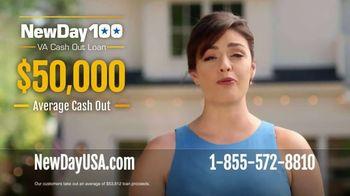 NewDay USA 100 VA Cash Out Loan TV Spot, 'Congratulations' - Thumbnail 8