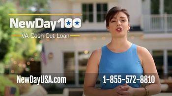 NewDay USA 100 VA Cash Out Loan TV Spot, 'Congratulations' - Thumbnail 9