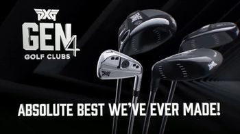 Parsons Xtreme GEN4 Golf Clubs TV Spot, 'Mud' - Thumbnail 3