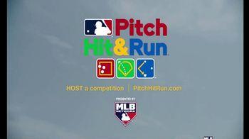 Major League Baseball TV Spot, 2021 Pitch, Hit and Run' - Thumbnail 6