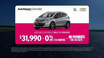 AutoNation Chevrolet TV Spot, 'Go Time: 2021 Bolt' - Thumbnail 4