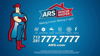 ARS Rescue Rooter Springtacular Savings Event TV Spot, 'Can You Handle the Heat?' - Thumbnail 10