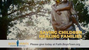 Boys Town TV Spot, 'Turning Darkness to Light: Terrica and Josh' - Thumbnail 3