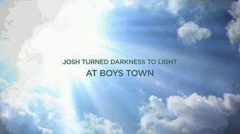 Boys Town TV Spot, 'Turning Darkness to Light: Terrica and Josh' - Thumbnail 5