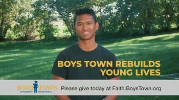 Boys Town TV Spot, 'Turning Darkness to Light: Terrica and Josh' - Thumbnail 7