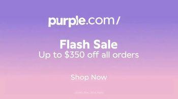 Purple Mattress Flash Sale TV Spot, 'Angry Memory Foam: $350 Off' - Thumbnail 9