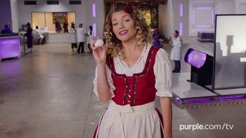 Purple Mattress Flash Sale TV Spot, 'Angry Memory Foam: $350 Off' - Thumbnail 3