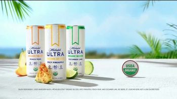 Michelob ULTRA Organic Spicy Pineapple Seltzer TV Spot, 'Spicy Pineapple' [Spanish] - Thumbnail 6