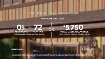 2021 Chrysler Pacifica Plug-In Hybrid TV Spot, 'Protect Your World' [T2] - Thumbnail 7
