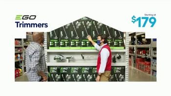 Lowe's Springfest TV Spot, 'Plants, Trimmers, Mowers and Mulch' - Thumbnail 4