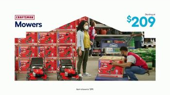 Lowe's Springfest TV Spot, 'Plants, Trimmers, Mowers and Mulch' - Thumbnail 5