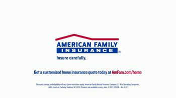 American Family Insurance TV Spot, 'Renovation' Ft. Drew Scott, Jonathan Scott - Thumbnail 10