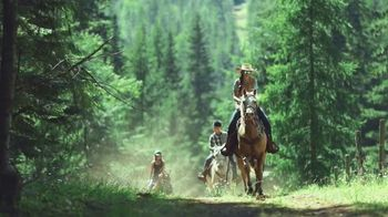 The Dude Ranchers' Association TV Spot, 'Ride the West with the Best'