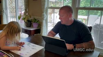 University of Maryland Global Campus TV Spot, 'Exceptionally Proud' - Thumbnail 1