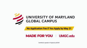 University of Maryland Global Campus TV Spot, 'Exceptionally Proud' - Thumbnail 7