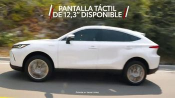 2021 Toyota Venza TV Spot, 'La primera en su clase' [Spanish] [T2] - 45 commercial airings