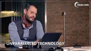 Hear.com New Horizon Hearing Aids TV Spot, 'Sleek Design: No-Risk Trial'