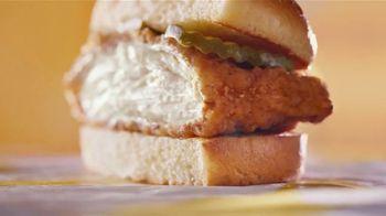 McDonald's Crispy Chicken Sandwich TV Spot, 'A New Lineup' - Thumbnail 3