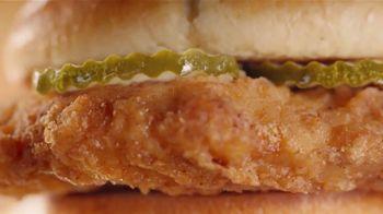 McDonald's Crispy Chicken Sandwich TV Spot, 'A New Lineup' - Thumbnail 4