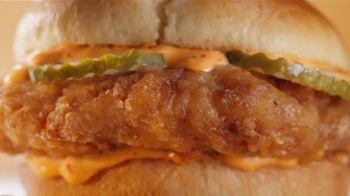 McDonald's Crispy Chicken Sandwich TV Spot, 'A New Lineup' - Thumbnail 5