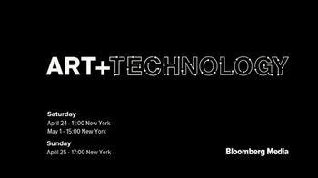 Bloomberg L.P. TV Spot, 'Arts + Technology: Shape the Future' - Thumbnail 9