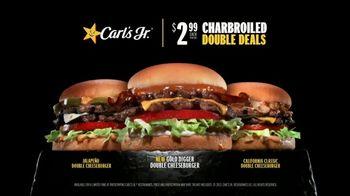 Carl's Jr. Gold Digger Double Cheeseburger TV Spot, '$2.99 Each' - Thumbnail 7