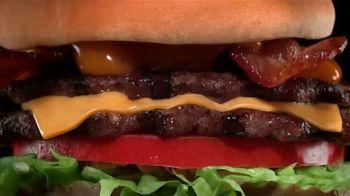 Carl's Jr. Gold Digger Double Cheeseburger TV Spot, '$2.99 Each' - Thumbnail 4
