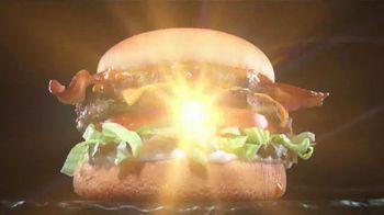 Carl's Jr. Gold Digger Double Cheeseburger TV Spot, '$2.99 Each' - Thumbnail 6