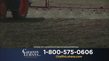 Chaffin Luhana TV Spot, 'Herbicide Linked to Parkinson's' - Thumbnail 1