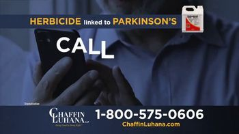 Chaffin Luhana TV Spot, 'Herbicide Linked to Parkinson's' - Thumbnail 7