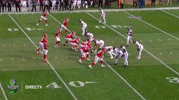 DIRECTV NFL Sunday Ticket TV Spot, 'Front Row' Featuring Patrick Mahomes - Thumbnail 1